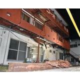 【ダメだこりゃ】 自殺止めようと説得中にアパート2階の床抜けて警察官6人が落下