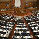改正給与法が成立=国家公務員、年収3万円増