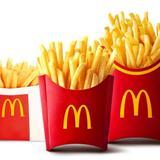 【朗報】マクドナルド、ポテト全サイズが150円に!最大170円もお得